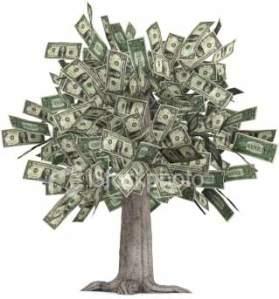 novac_na_drvetu