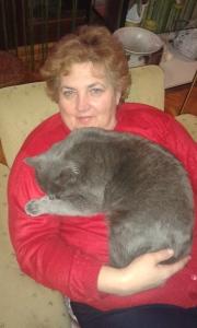 Micko, moj prvi mačak sa početka priče