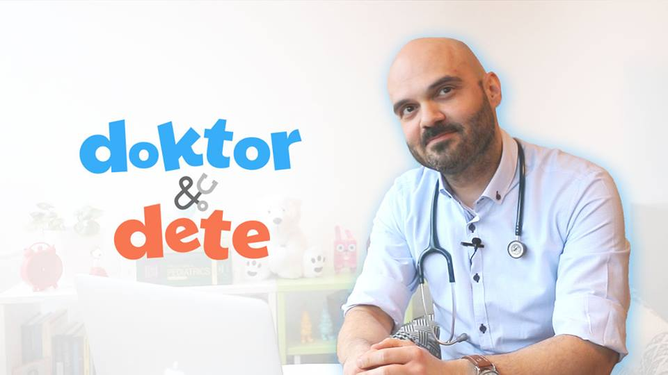 Doktor kome se veruje. Dobrodošli na stranicu Doktor i dete, online kutak za sve roditelje. Trudićemo se da vam pomognemo u dilemama i pitanjima iz oblasti zdravlja deteta, a direktno iz pera i usta naših iskusnih pedijatara, na čelu sa dr Markom Petrovićem.